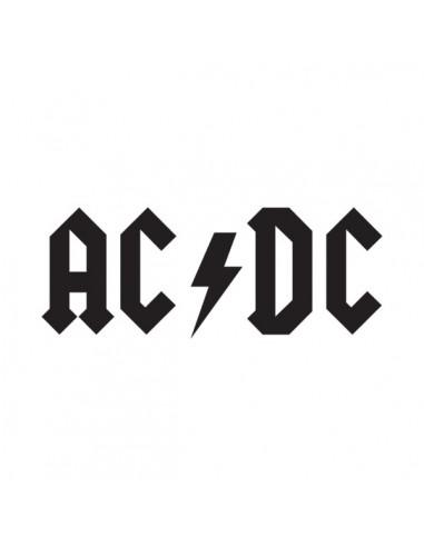 AC/DC - Adesivo Prespaziato