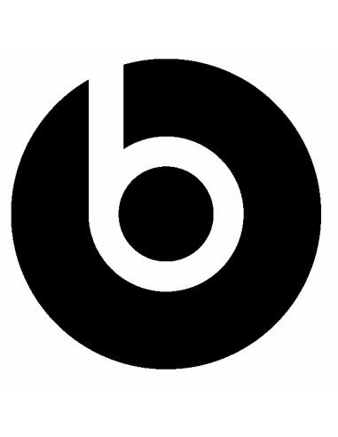 Beats Logo - Adesivo Prespaziato