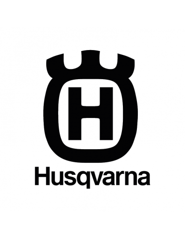 Husqvarna Logo - Adesivo Prespaziato