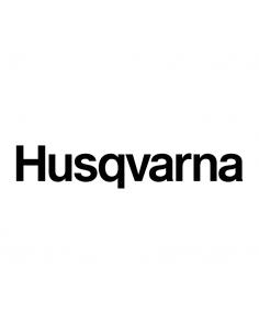 Husqvarna Scritta Logo - Adesivo Prespaziato