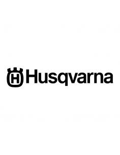 Husqvarna Scritta Logo 1 - Adesivo Prespaziato