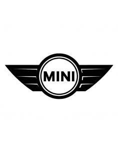 Mini Cooper Logo - Adesivo Prespaziato