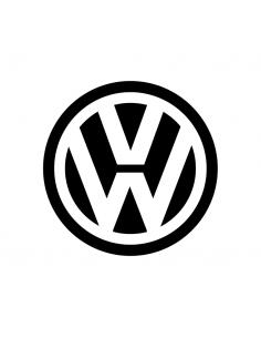 Logo Volkswagen - Adesivo Prespaziato