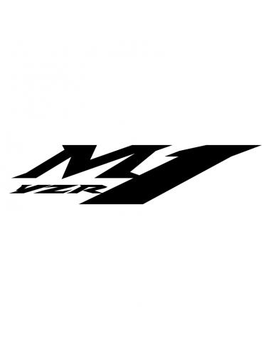 Yamaha YZR M1 - Adesivo Prespaziato