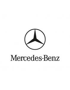 Mercedes-Benz Logo - Adesivo Prespaziato