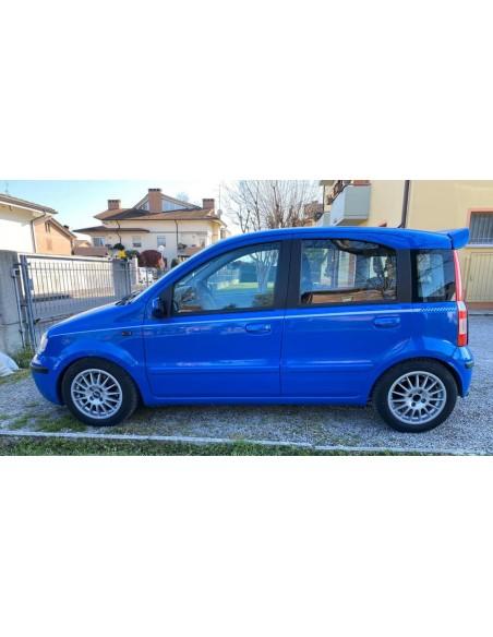Strisce Laterali Pandemonio Fiat Panda 100 hp - Adesivo Prespaziato