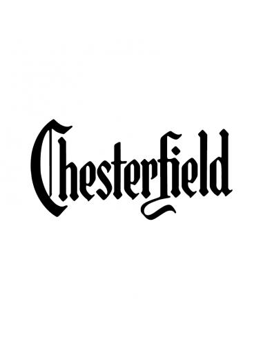 Logo Chesterfield - Adesivo Prespaziato