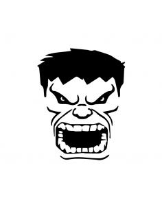 Incredibile Hulk - Adesivo...