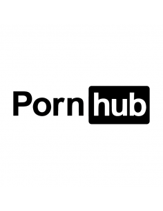 Pornhub Logo - Adesivo...