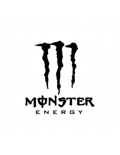 Monster Energy Logo -...