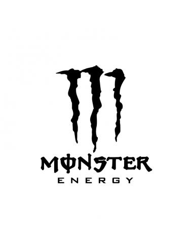 Monster Energy Logo - Adesivo...