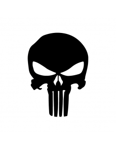 Teschio The Punisher -...