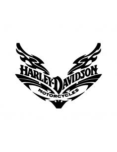 Harley Davidson Tribale Ali...