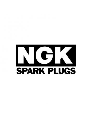 NGK Spark Plugs - Adesivo Prespaziato