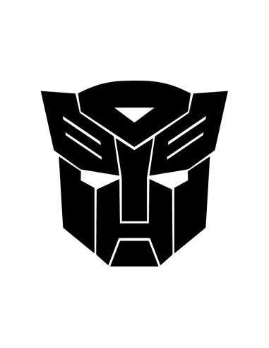 Autobot Transformers - Adesivo...