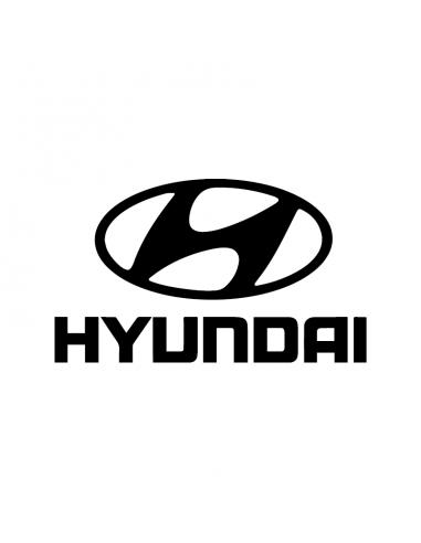 Hyundai - Adesivo Prespaziato