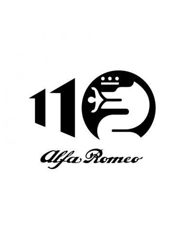 Alfa Romeo 110 anni - Adesivo...