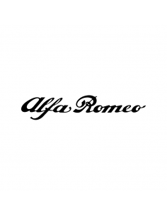 Alfa Romeo Scritta -...