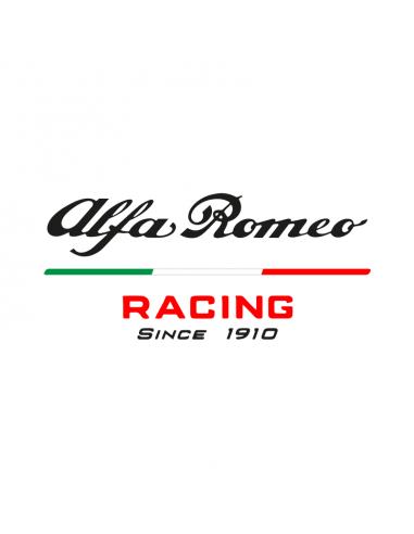Alfa Romeo Racing - Adesivo Prespaziato