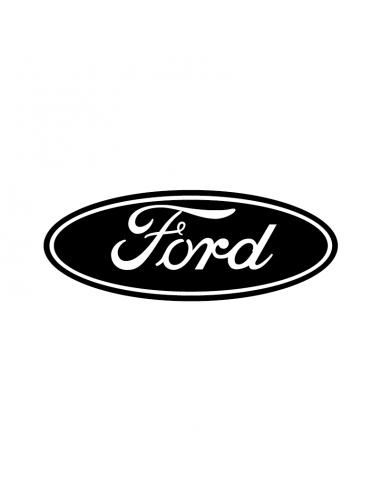 Ford Logo - Adesivo Prespaziato