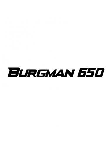 Burgman 650 - Adesivo Prespaziato