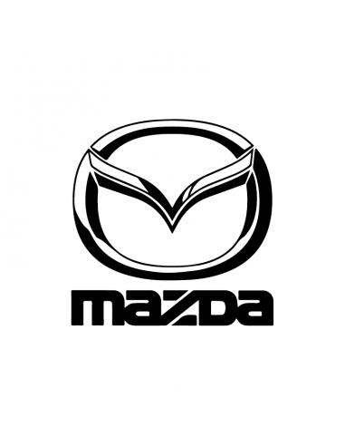 Mazda Logo 2 - Adesivo Prespaziato