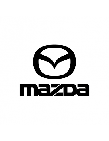 Mazda Logo - Adesivo Prespaziato