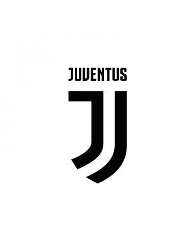 Juventus - Adesivo Prespaziato