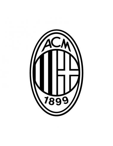 Milan - Adesivo Prespaziato