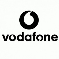 Vodafone - Adesivo Prespaziato