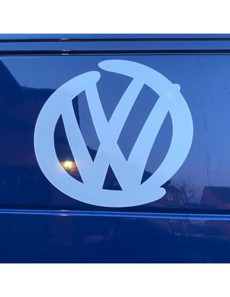 Volkswagen Murales - Adesivo Prespaziato