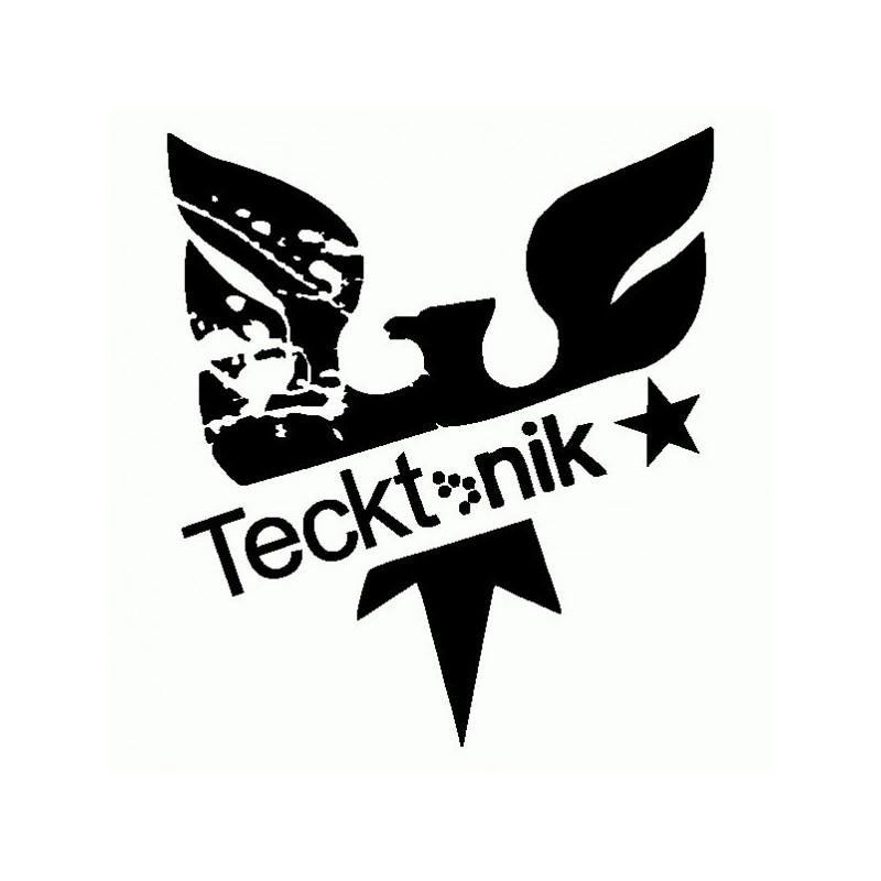 Tecktonik - Adesivo Prespaziato