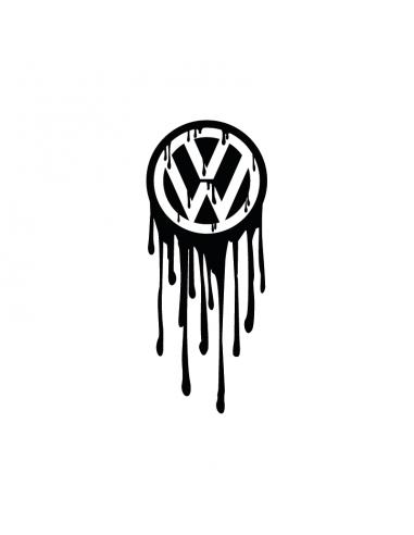 Volkswagen Vernice - Adesivo Prespaziato