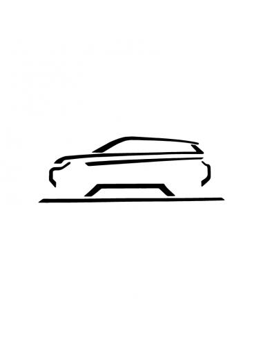 Range Rover Evoque - Adesivo Prespaziato