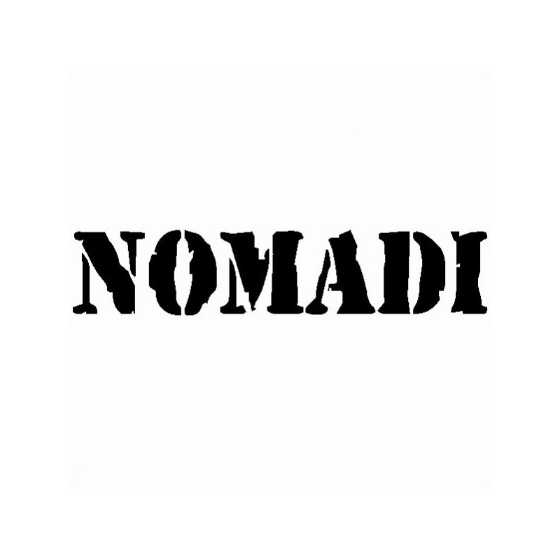 Nomadi - Adesivo Prespaziato