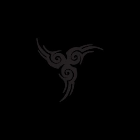 Orme animale - Adesivo Prespaziato
