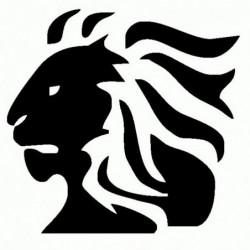 Aprilia Logo - Adesivo Prespaziato