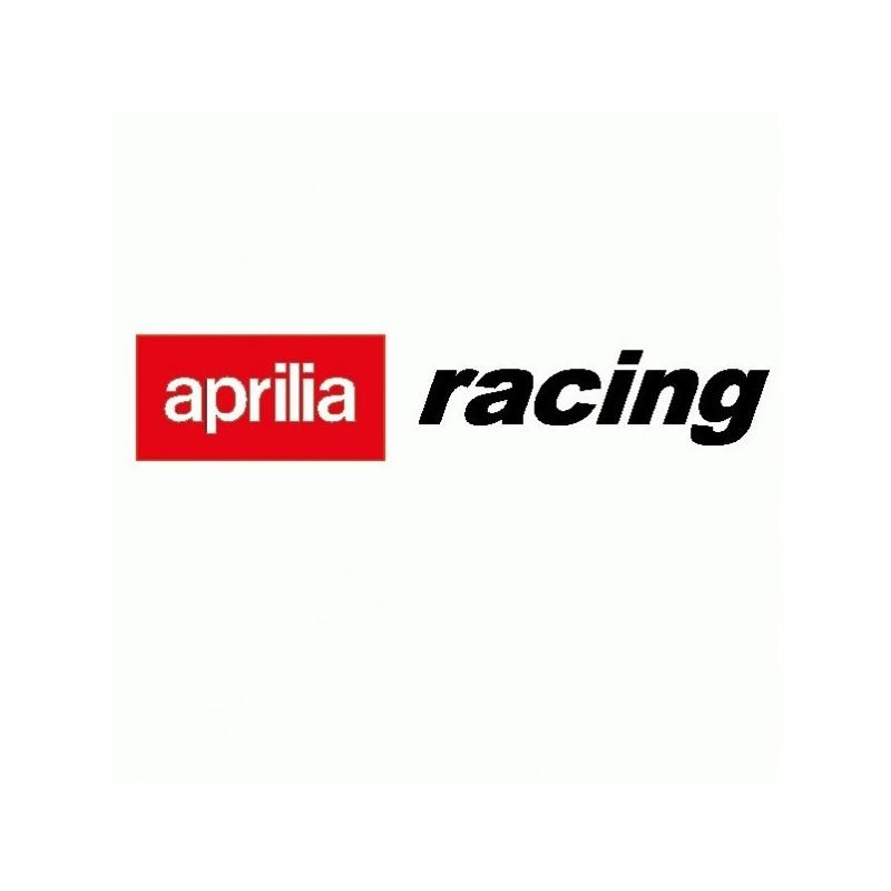 Aprilia Racing - Adesivo Prespaziato
