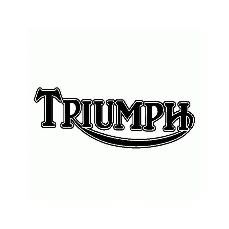 Triumph - Adesivo Prespaziato