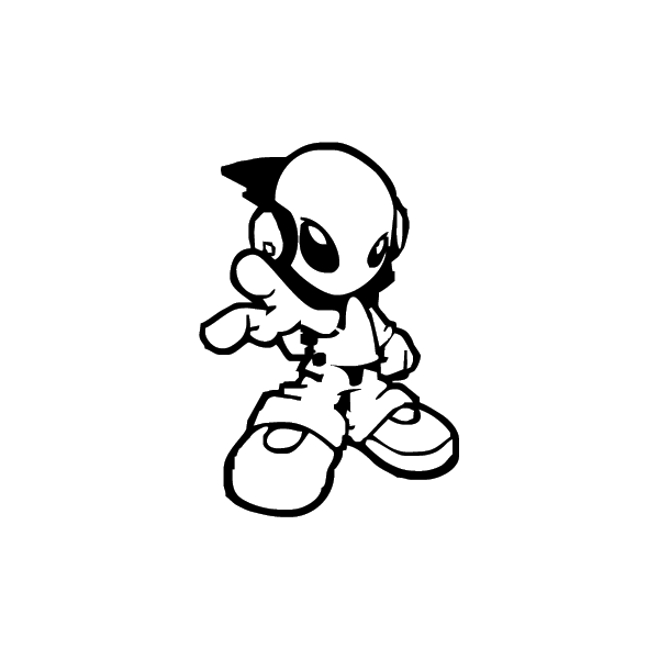 Logo Adidas - Adesivo Prespaziato - AdesiviStore