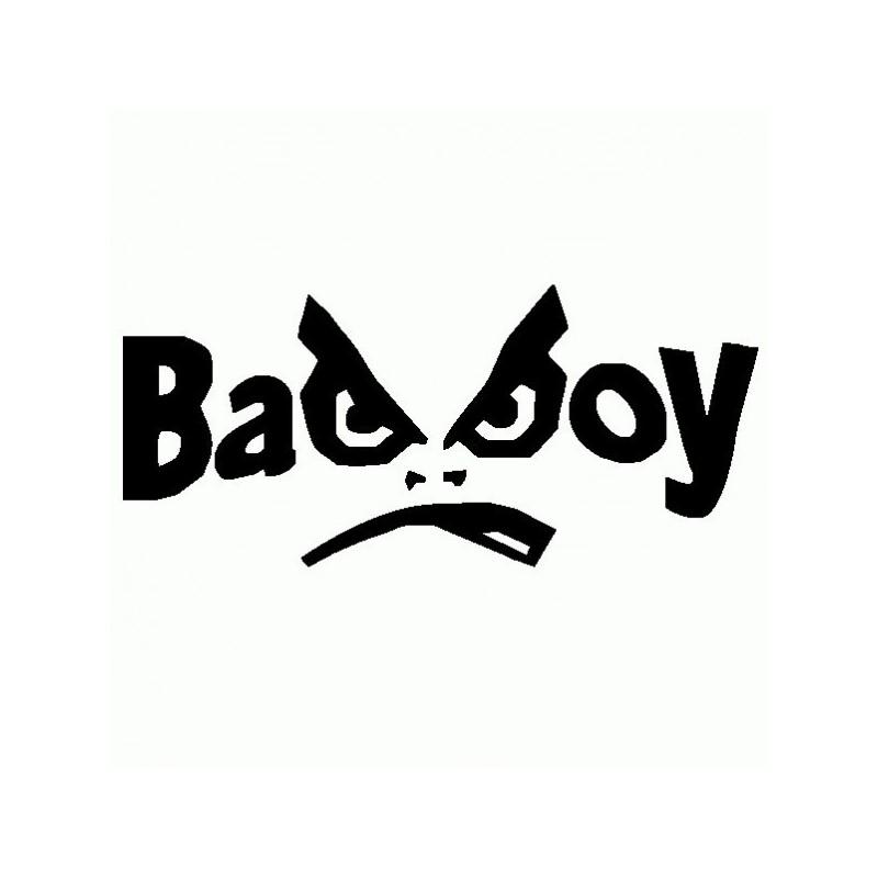 Bad Boy - Adesivo Prespaziato