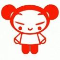 Betty Boop 1 - Adesivo Prespaziato
