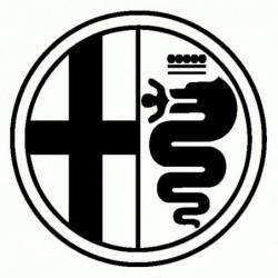Alfa Romeo - Adesivo Prespaziato