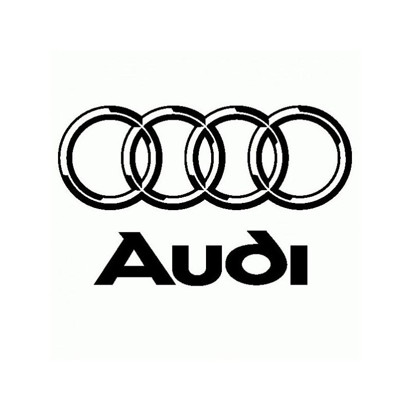 Audi - Adesivo Prespaziato