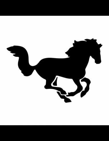 Cavallo 1 - Adesivo Prespaziato
