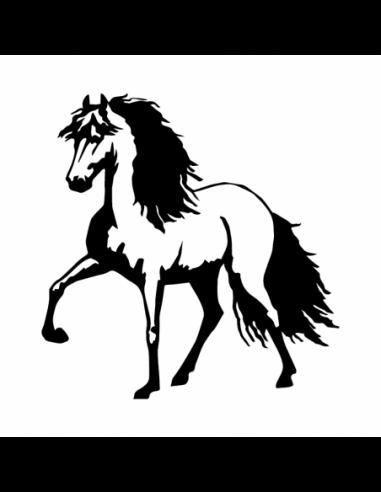 Cavallo 2 - Adesivo Prespaziato