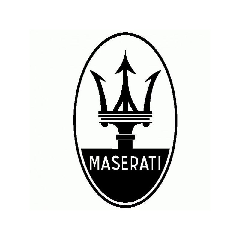 Maserati - Adesivo Prespaziato