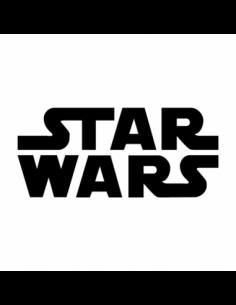 Logo Star Wars - Adesivo Prespaziato