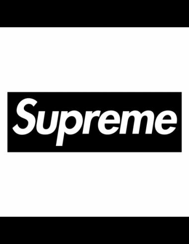 Supreme - Adesivo Prespaziato