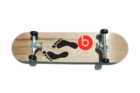 skate-beats-piedi